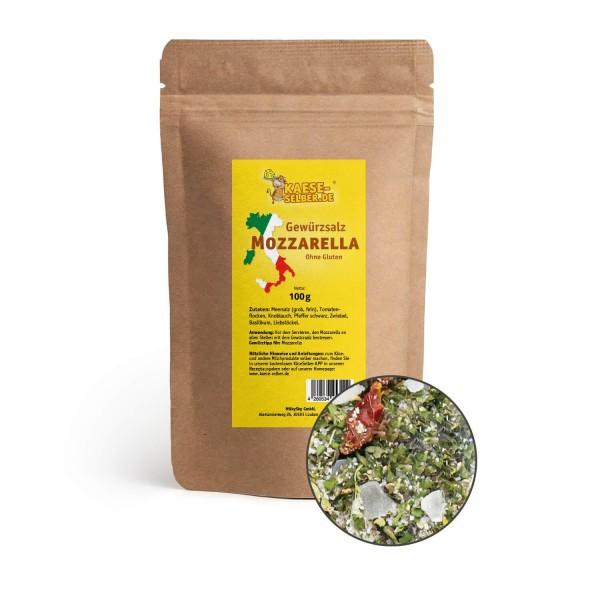 Mozzarella Gewürzsalz 100 g - Gewürzmischung