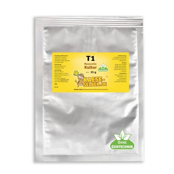 T1 Thermophile Kultur für Mozzarella