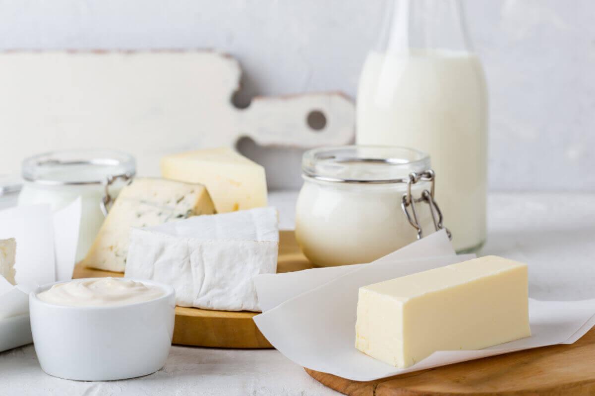 Extrahierte und fermentierte Milchprodukte und was versteht man darunter?