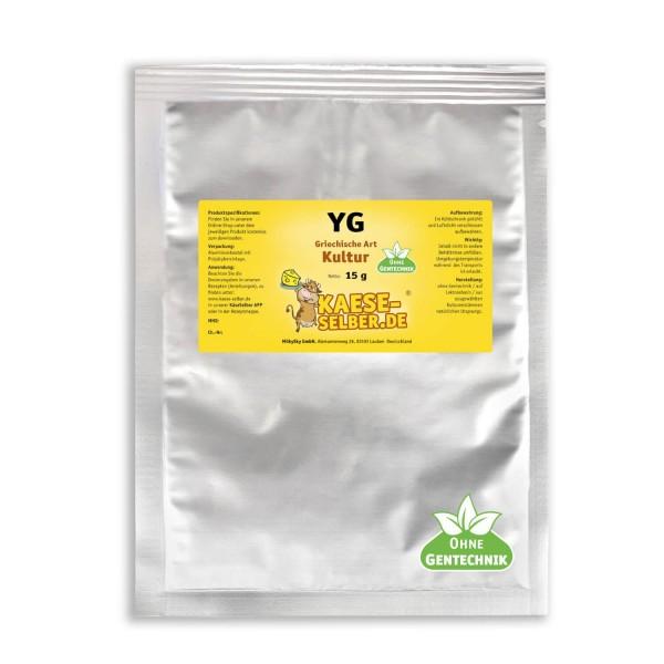 YG Joghurtkultur - griechische Art