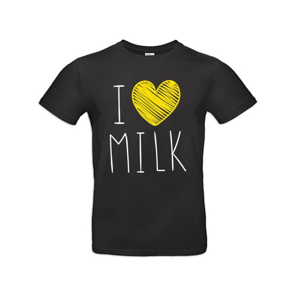 "T-Shirt ""I love Milk"""