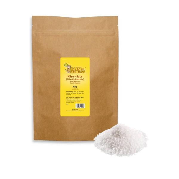 Käse - Salz 500 g (Meersalz)